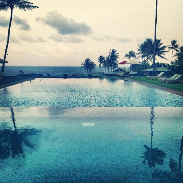 Travaasa Hana resort in #Maui, #Hawaii: No. 5 on T+L's list of Best Hotels in Hawaii