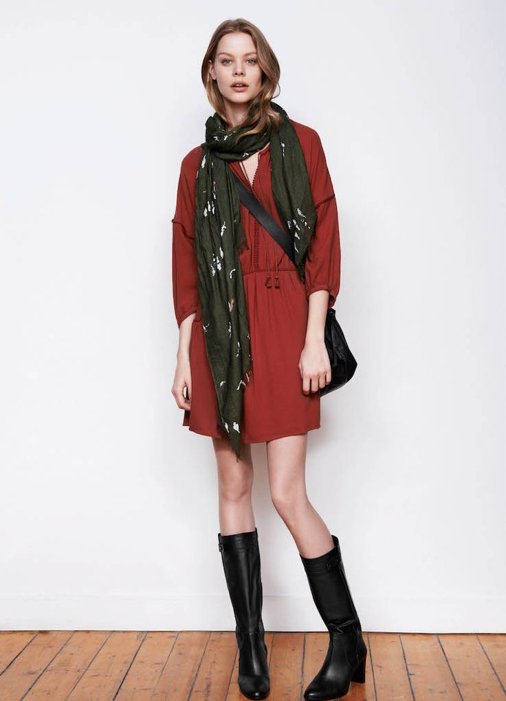 COMPTOIR DES COTONNIERS 2016-17 FW COLLECTION-11