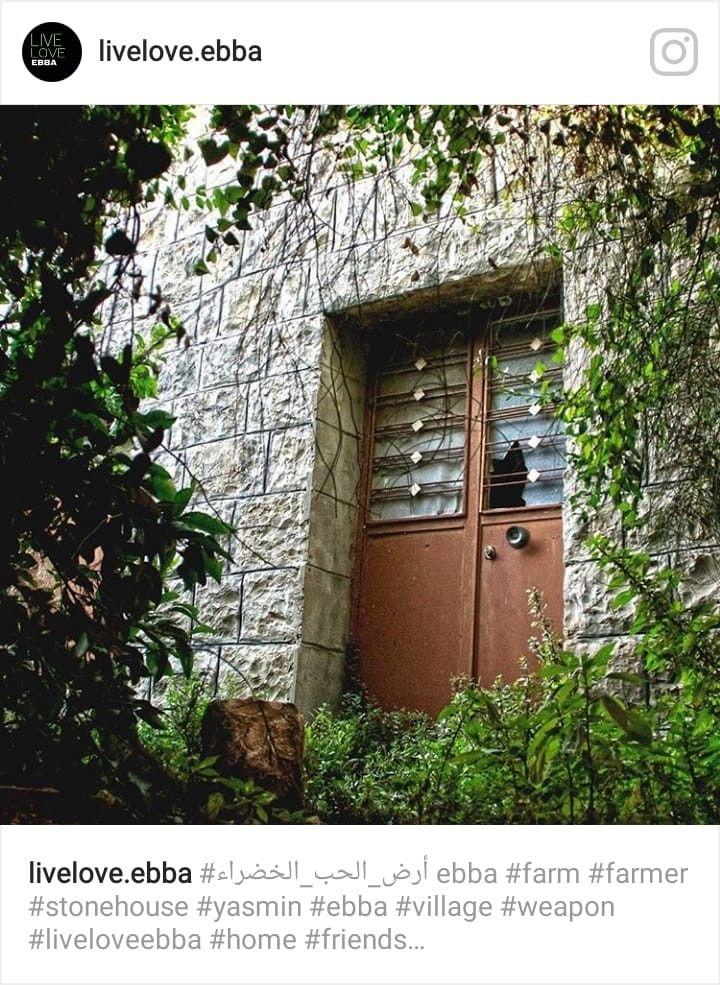 من البيوت القديمة في بلدة عبا جنوب لبنان House Styles Old Houses House