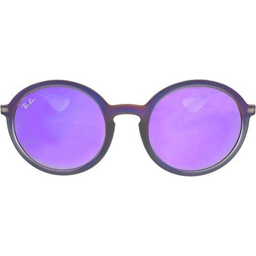 Ray-Ban RB 4222 6168/4V Okulary przeciwsłoneczne + Darmowa Dostawa i Zwrot kodano-pl fioletowy lato