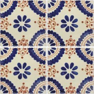Madrid Talavera Mexican Tile