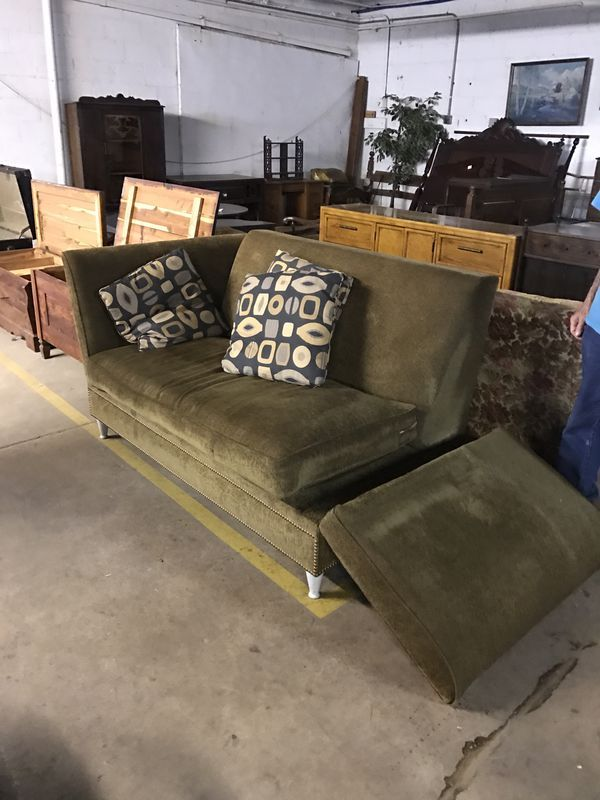 Couch Arm Fold Down For Sale In Thomasville Nc Couch