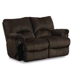 Lane Furniture Alpine Double Rocking Recline Loveseat - You Choose the Fabric