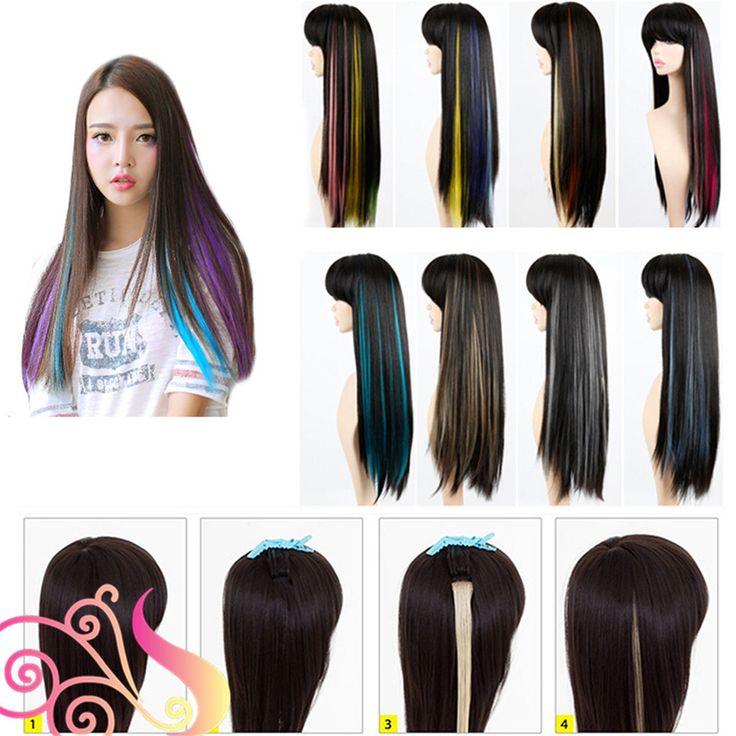 💬 #Длинные #Синтетические #Волосы  💰Цена: $0.90 / шт.  📦Заказать: http://ali.pub/pgf8v