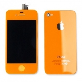 Nice Orange iPhone Case !