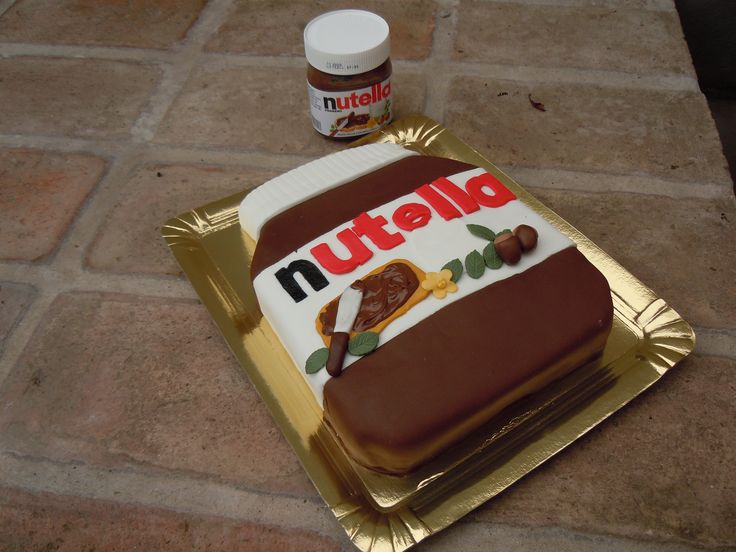 Nutella Cake — Recipes Hubs