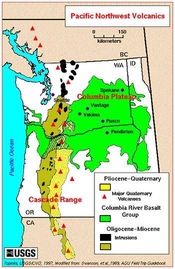 Cascade Range Cascade Range Image Of Cascade Range