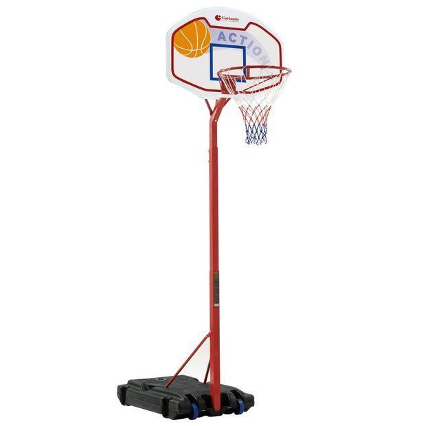 Garlando Detroit koripalloteline on hyvä valinta kotipihan korismatseihin!
