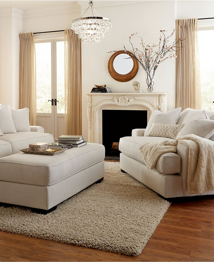 Ainsley Fabric Sofa Living Room Collection, Only at Macy's - Furniture - Macy's