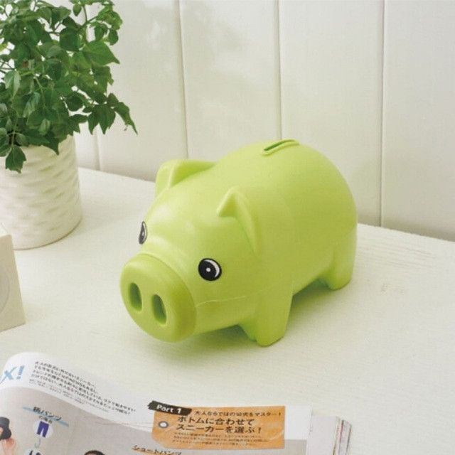 The 25 best plastic piggy banks ideas on pinterest Plastic piggy banks for kids