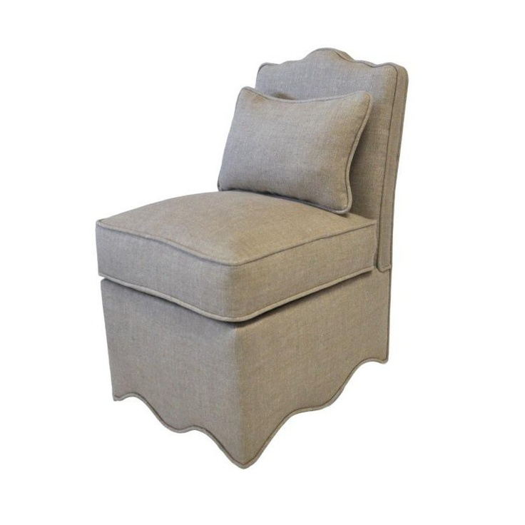 Scallop Chair.  Just like Jeffrey Bilhuber's.