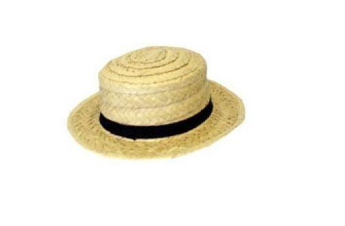 School Girl Fancy Dress Scottish Straw Boater Hat Glasses Braces Tie First Class | eBay