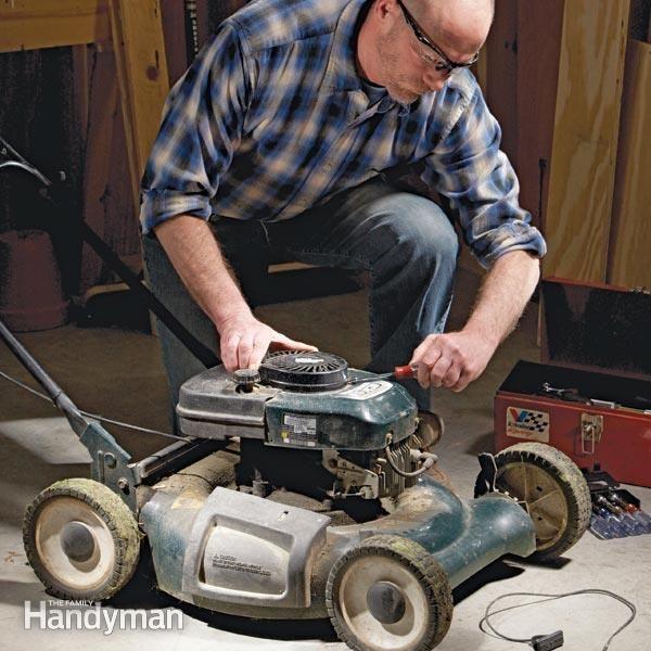Top 25 Best Lawn Mower Repair Ideas On Pinterest Lawn