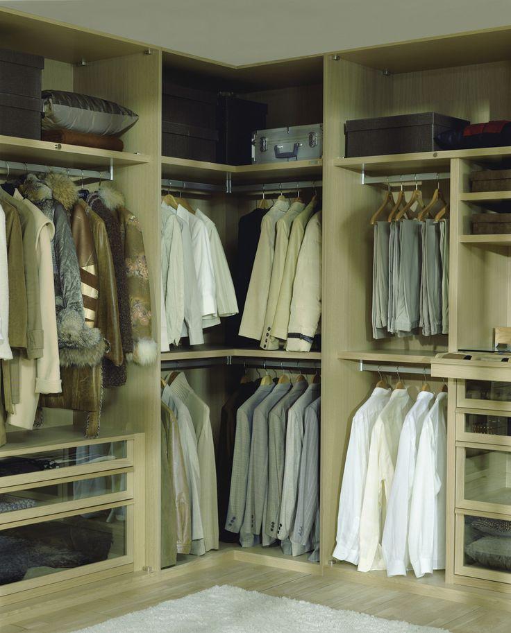 58 best wardrobe aesthetic tyle images on pinterest - Organisation dressing ...