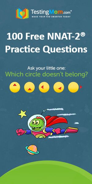 Free Practice Questions for the NNAT®️ Test. Can your child answer our challenging gifted questions? Reach your child's academic potential at TestingMom.com.