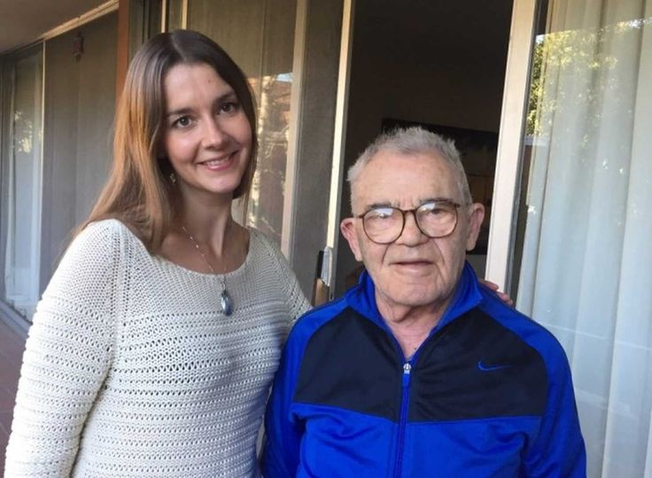 Related to our Forgiveness Forum! Holocaust survivor lives with descendant of Nazis