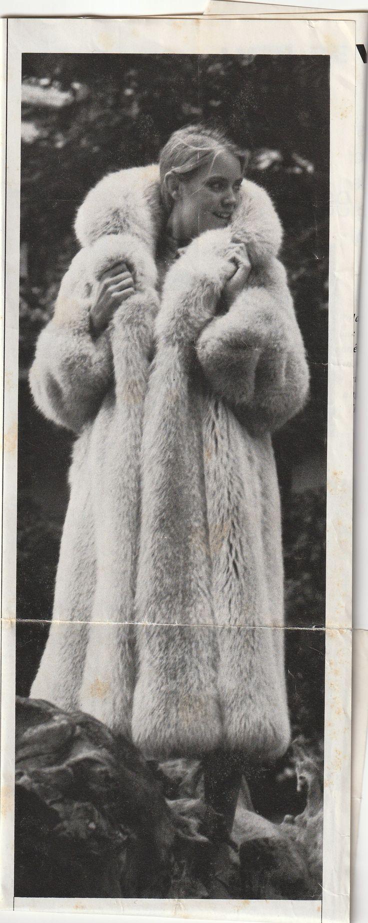 1494 besten vintage furs Bilder auf Pinterest | Virginia, Pelze und ...