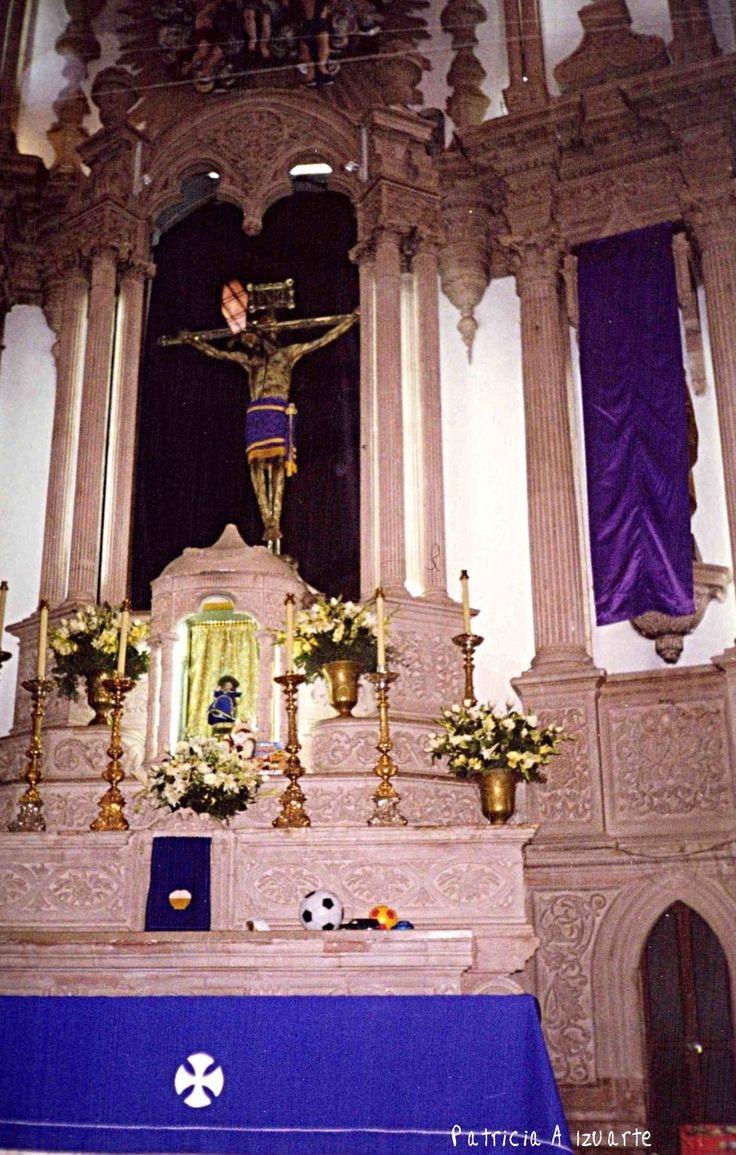 Santuario del santo ni o de atocha plateros zacatecas for Oficina de empleo atocha