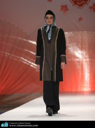 Mujer musulmana y desfile de moda - 8