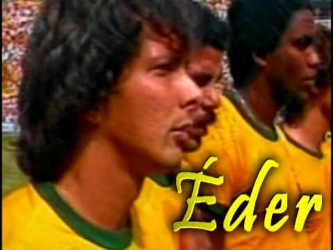 Zico, Falcao, Socrates, Eder and many more - '82 Brazil Soccer Team