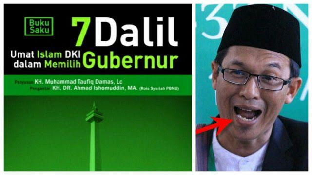 "Wah Parah Saksi Ahli Agama Ahok Ternyata Penulis Pengantar di Buku Ahok ""7 Dalil Memilih Pemimpin DKI"" http://ift.tt/2nQSvga"