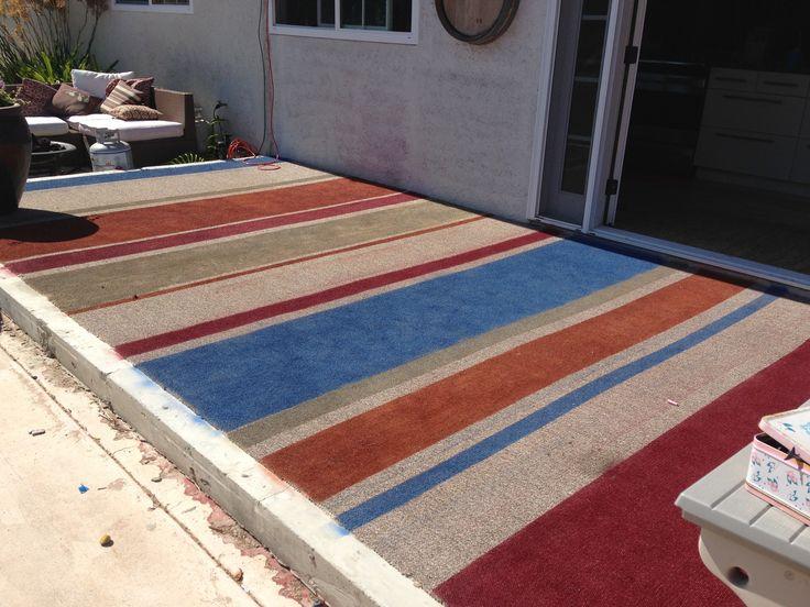 39506907dca7e7ac531196785597dc90  rustoleum paint outdoor carpet - How To Get Outdoor Carpet Glue Off Of Concrete