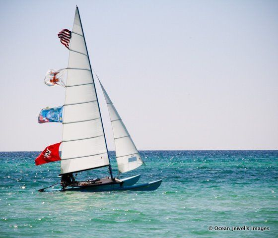 The 17th annual RAGS TO RICHES REGATTA sets sail on Sunday, July 1st: www.southwalton.com/rags-to-riches-regatta