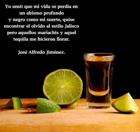 Al estilo Jalisco! Jose Alfredo Jimenez.
