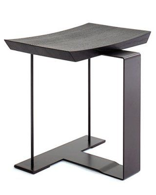 Pierre Chareau T-Stool for Ecart Int. for Ralph Pucci