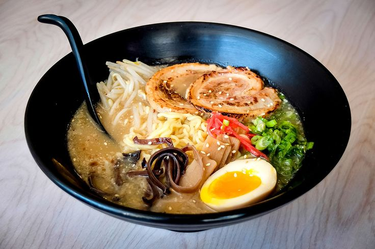 Veg Ramen in Hollywood - We are located in Hollywood 7361 W Sunset Blvd Los Angeles, CA 90046 5 Blocks west of La Brea Between La Brea and Fairfax
