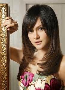 Best Gaya Rambut Images On Pinterest Hairdos Long Hair And - Gaya rambut pendek berponi