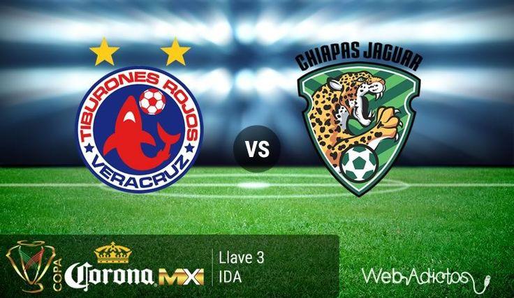 Veracruz vs Chiapas, Llave 3 de Copa MX C2016 ¡En vivo por internet! - https://webadictos.com/2016/02/23/veracruz-vs-chiapas-copa-mx-c2016/?utm_source=PN&utm_medium=Pinterest&utm_campaign=PN%2Bposts