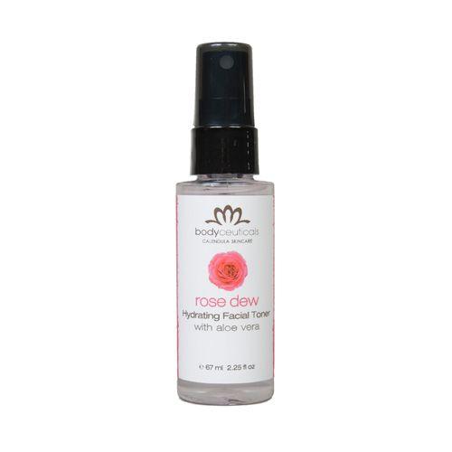 Rose Dew hydrating facial spray #rose #rosedew #nourishing #skincare #natural #organic #bodyceuticals