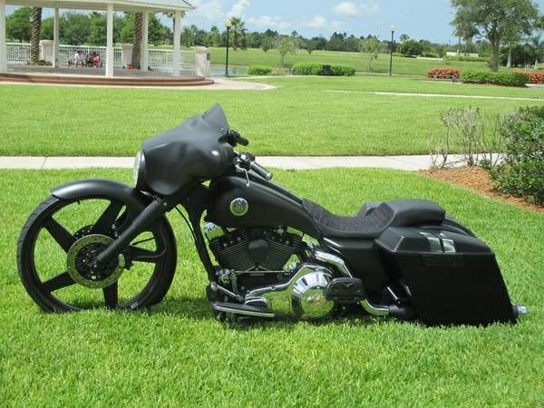 Custom Bagger Motorcycles For Sale Craigslist | Autos Post