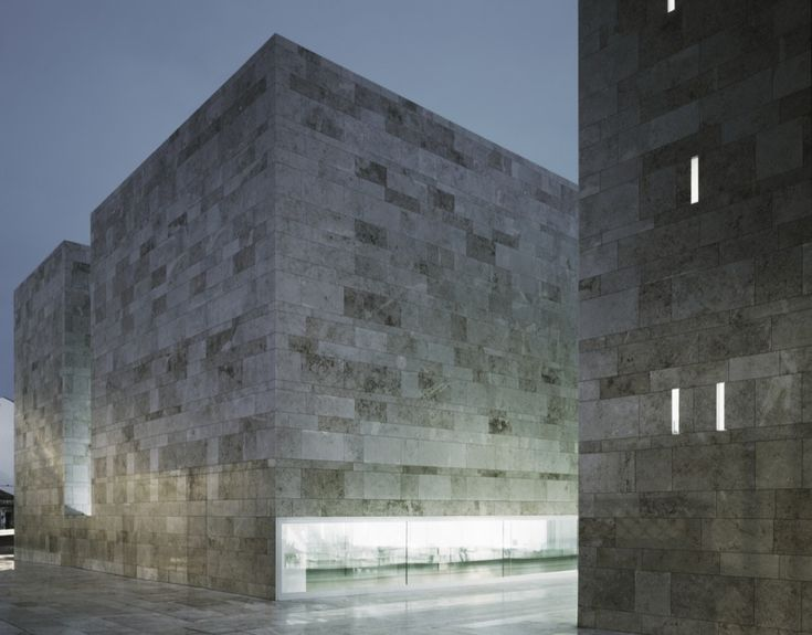 Aires Mateus - Sines Center for the Arts