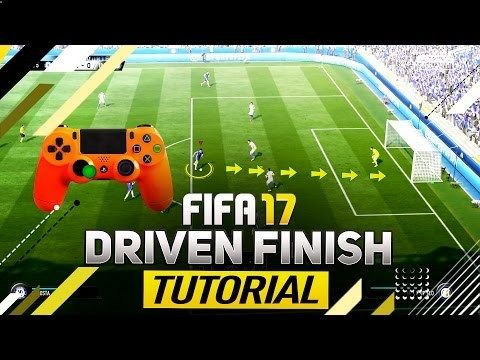 """www.fifa-planet.c... - FIFA 17 DRIVEN FINISH TUTORIAL - HOW TO SCORE GOALS EVERYTIME - BEST TIPS & TRICKS FIFA 17 DRIVEN FINISH TUTORIAL ON HOW TO SCORE EASY GOALS! BEST FIFA 17 GUIDE ►Buy Cheap & Safe FIFA 17 COINS – ultimatecoinexcha... – Discount Code """"Krasi"""" for 8% OFF ►Cheap Game Codes & XBOX &"""