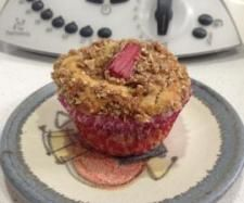 Rhubarb Crumble Muffins | Official Thermomix Recipe Community