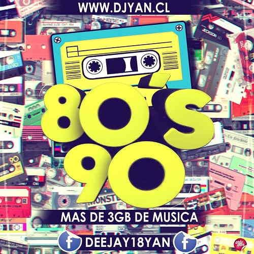 Pack Dj Yan 2016 Musica Remix De Los 80 Y 90