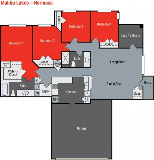 20 Best Floor Plans Of Fisher Building City Apartments In