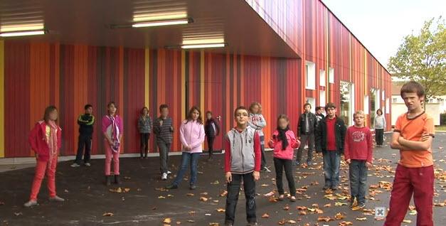 Bien beau projet que celui-là, regarder régaler vous beau lieu belle video (école Jean-Moulin - bernay)...