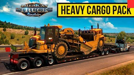 American Truck Simulator Heavy Cargo Pack Game Free Download - Full Version Games Download-PCGAMEFREETOP