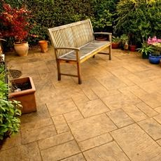Royal Ashlar patio - Chester