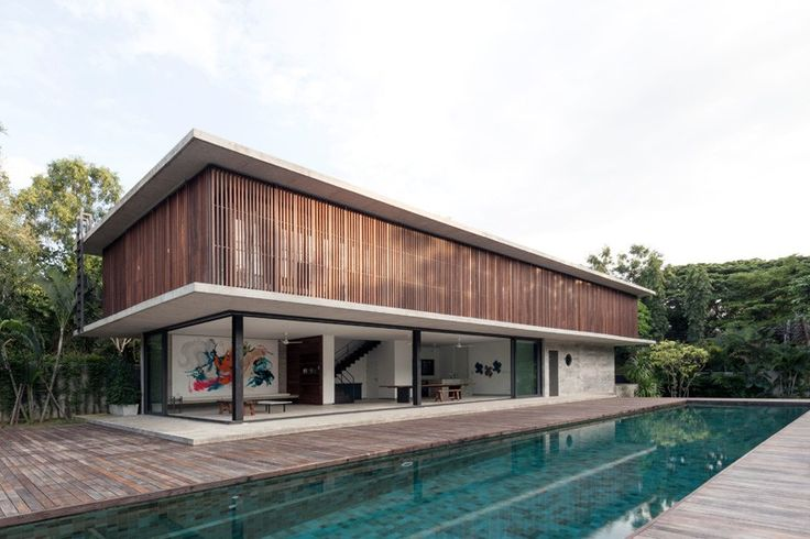 A House Designed For A Swiss Family Living In Thailand - http://www.interiordesign2014.com/architecture/a-house-designed-for-a-swiss-family-living-in-thailand/
