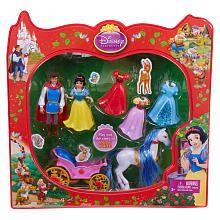 "Disney Princess Little Kingdom Deluxe Gift Set - Snow White - Mattel - Toys ""R"" Us  audrey"