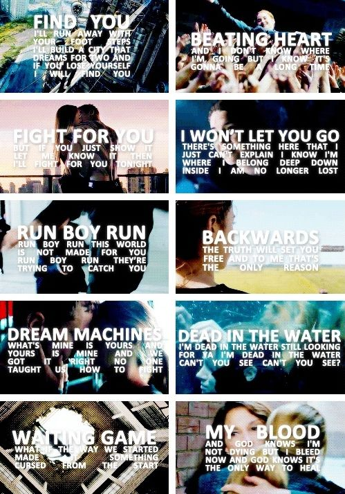 I love this! All of the songs from the Divergent soundtrack are amazing!