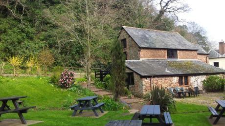 Dunster Watermill Tea Room