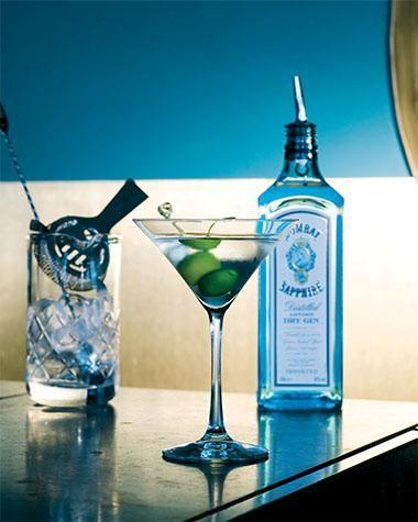 Dry Martini http://njam.tv/recepten/dry-martini