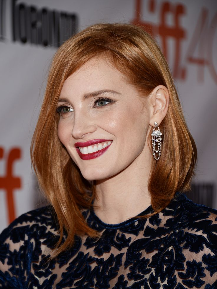 Jessica Chastain  -cosmopolitan.it