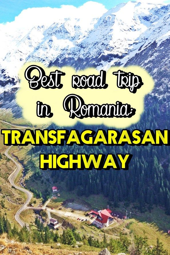 "Many steep turns, breathtaking mountain scenery, gorgeous lakes and long tunnels, a paradise for extremely passionate drivers; these are the words that could best describe the famous Romanian Highway, Transfagarasan. Or maybe, Jeremy Clarkson from TOP GEAR described it much better and succinctly in 2009, by labeling the road that links Transylvania and Wallachia, as ""the best road in the world"" http://www.whisperwanderlust.com/best-romanian-road-trip-transfagarasan-sibiu/"