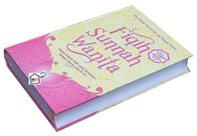 Buku Fiqih Sunnah Wanita Panduan Lengkap Wanita Muslimah - http://buku-muslim.com/buku-fiqih-sunnah-wanita-panduan-lengkap-wanita-muslimah/ - buku-muslim.com http://buku-muslim.com/wp-content/uploads/2017/02/Fiqih-Sunnah-Wanita-2.jpg  Buku Fiqih Sunnah Wanita Panduan Lengkap Wanita Muslimah  Penulis : Abu Malik Kamal bin As-Sayyid Salim Penerbit : Griya Ilmu Ukuran : 15,5 cm X 24,5 cm Tebal : xxxii + 672 hlm Cover : Hard cover Kertas : HVS White ISBN : 978-979-240